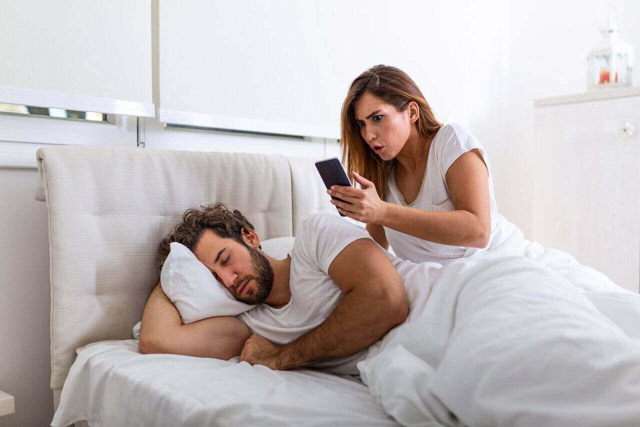 applicazione per controllare il partner